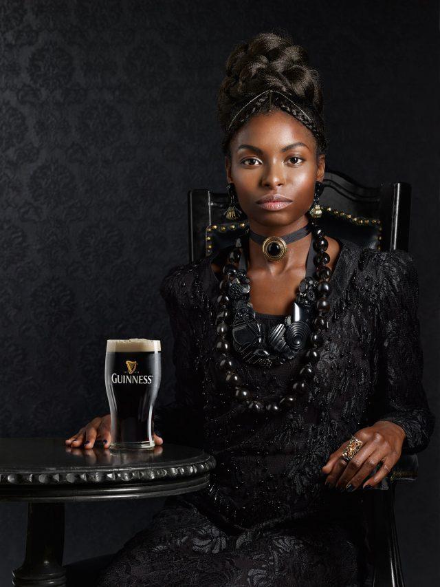 Guinness Girl